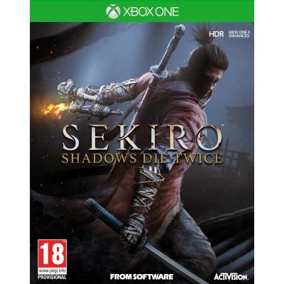 Sekiro: Shadows Die Twice voor Xbox One