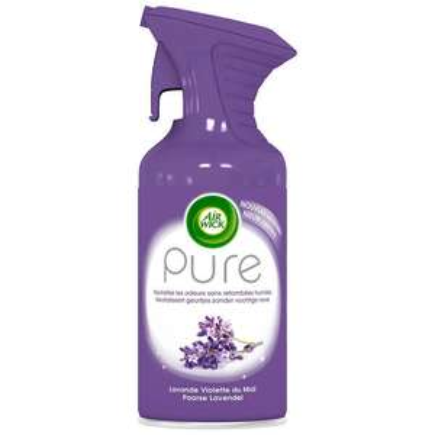 Airwick Pure Lavendel luchtverfrisser 250 ml voor €0,70 @ Blokker