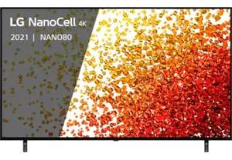 LG 50NANO806PA met 'gratis' LG Tone Free HBS-FN4