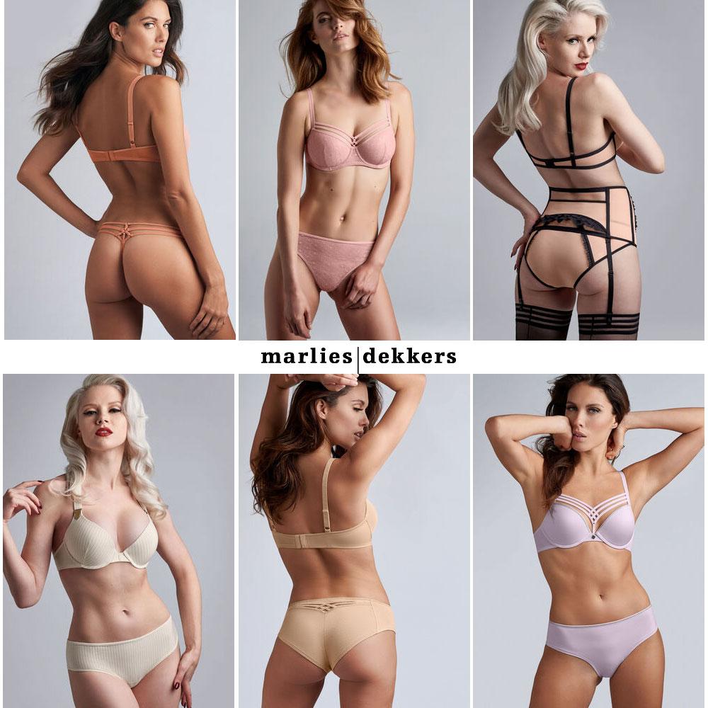 Weekenddeal: -50% op lingerie en badmode
