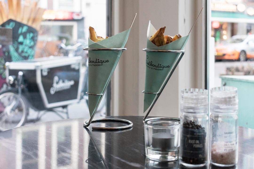 [LOKAAL] Frietboutique gaat open en dat vieren ze met gratis friet en ijs [Hillegersberg]