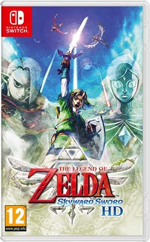 The Legend of Zelda : Skyward Sword HD (Switch)
