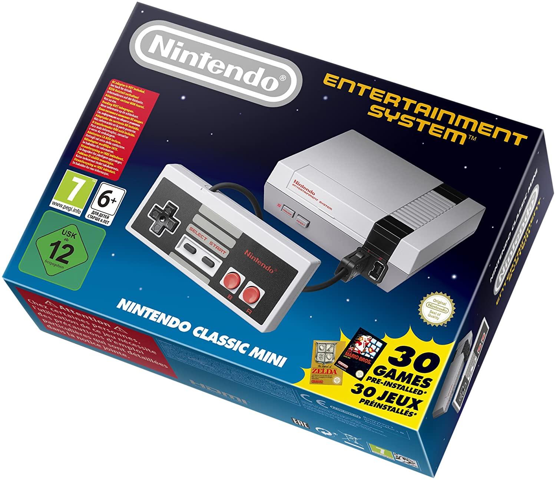 Console Nintendo Classic Mini Nes - Out of stock maar bestelbaar - laagste prijs sinds 2019 - Amazon NL