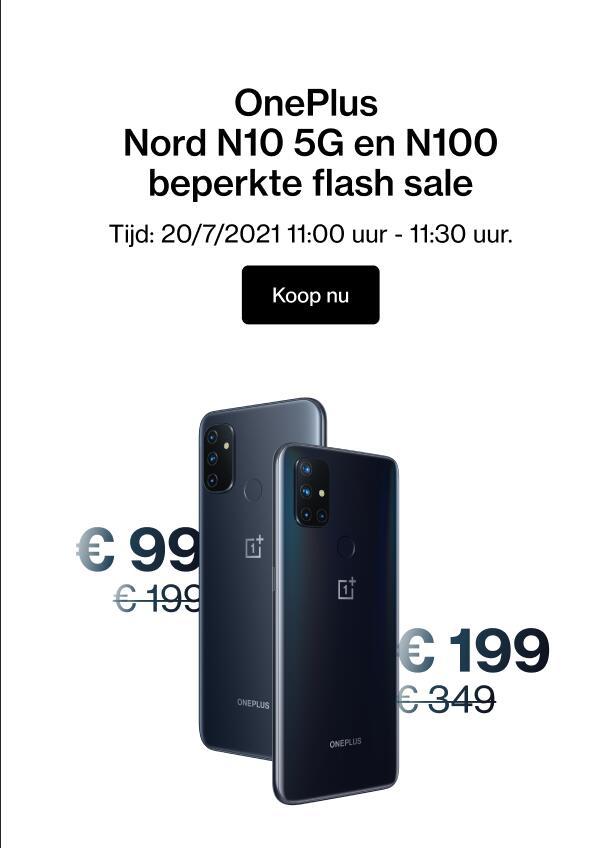OnePlus N10 5G / N100 @ OnePlus Store