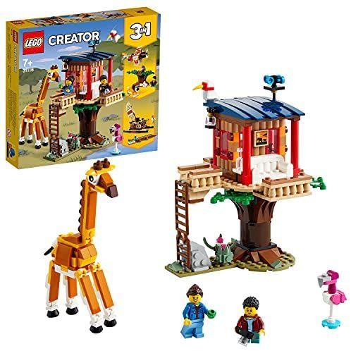 Lego creator 31116 Safari Boomhut