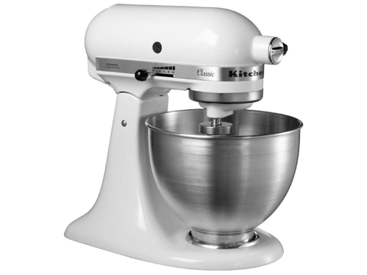 Kitchenaid Keukenmachine Mat Wit