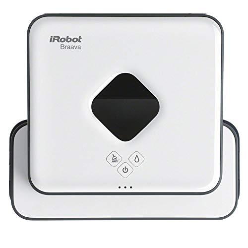 iRobot Braava 390t Dweilrobot - 2 in 1: Droog en vochtig reinigen