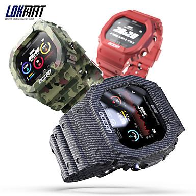 LOKMAT Ocean Sport smartwatch voor €17,99 @ Light In The Box