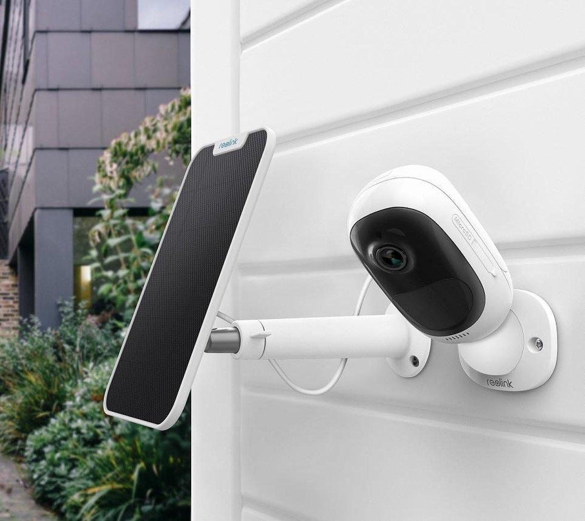 Reolink Argus 2 beveiligingscamera + solar panel voor €90,29 @ Reolink