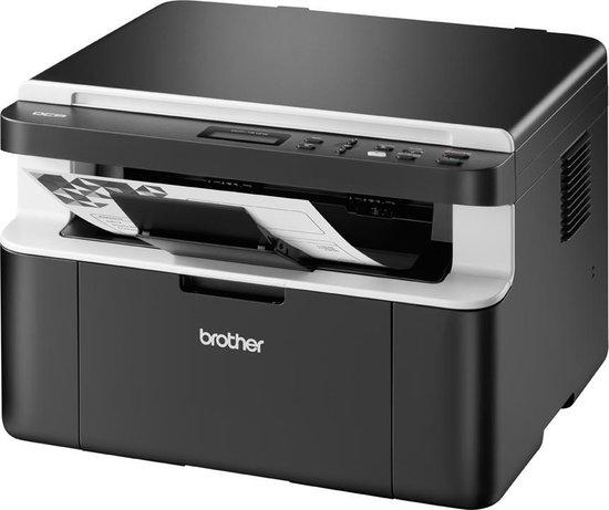Brother DCP-1612W - Draadloze All-In-Box Zwart-wit Laserprinter