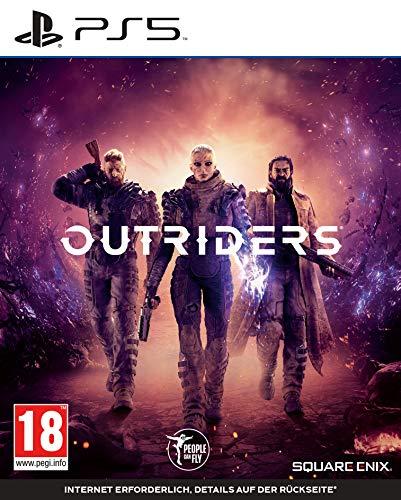 Outriders (PS5) @ Amazon.de