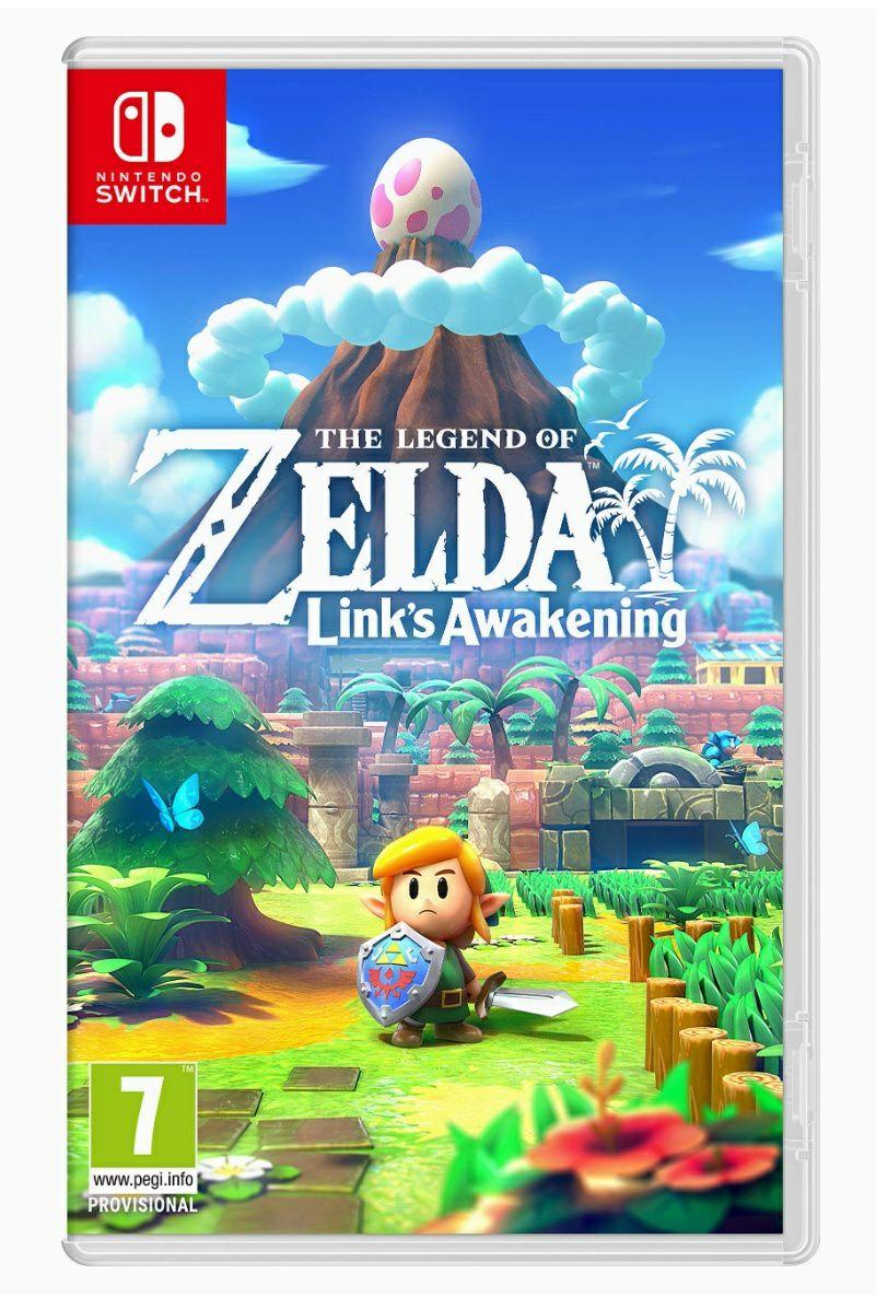 The Legend of Zelda: Link's Awakening, Switch