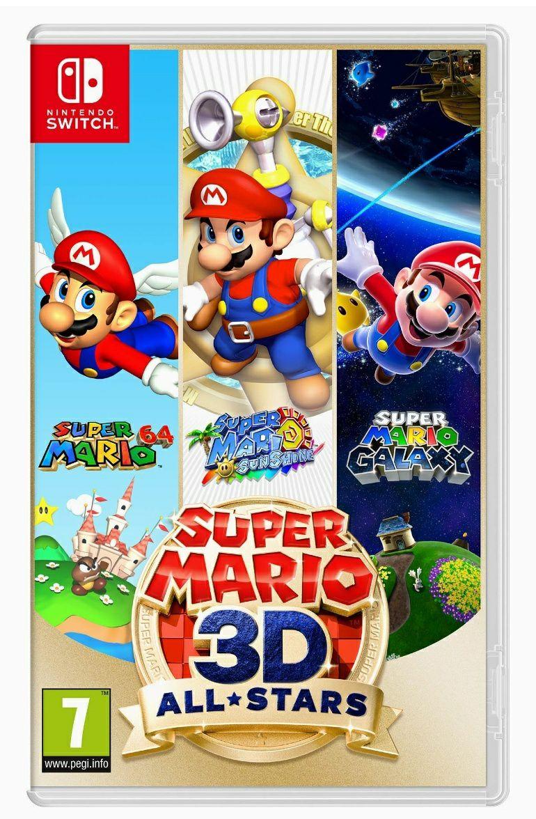 Super Mario 3D All-Stars, Switch