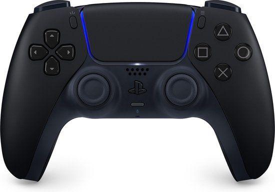 Sony Playstation Dualsense Midnight Black (inclusief Amazon.it kortingscode) €52,66 met code @amazon.it