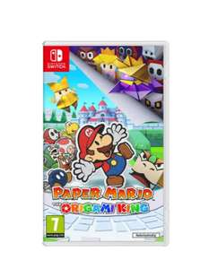 Paper Mario The Origami King | Nintendo Switch