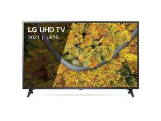 "LG 4K UHD 50"" Smart TV 50UP75006LF (2021) @ iBOOD"