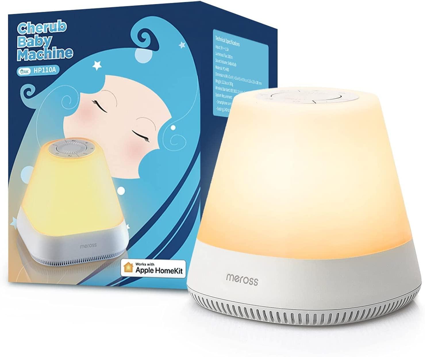 Meross Smart dimbaar nachtlampje (Alexa/Google Assistant/Homekit) voor €35,79 @ Amazon.nl