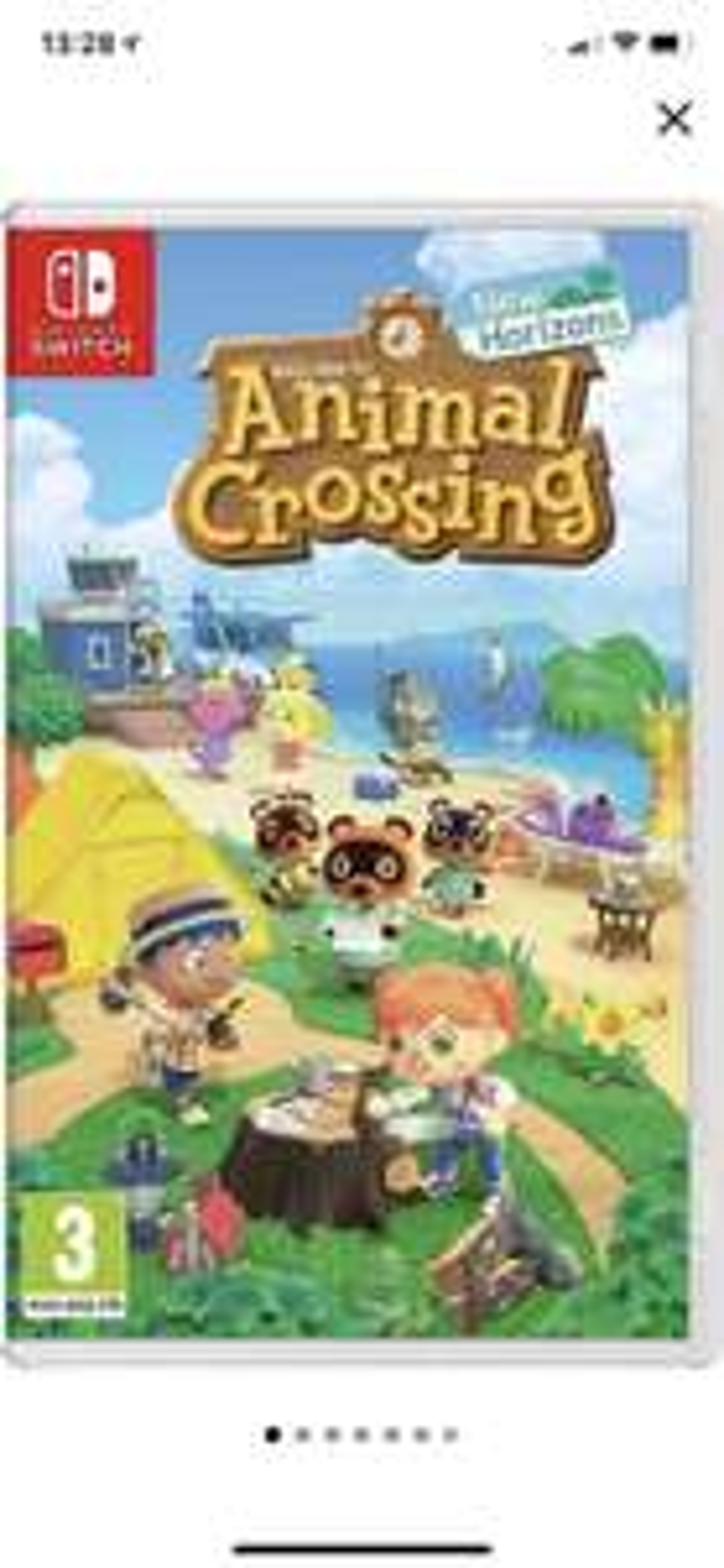 Nintendo Switch: Animal Crossing [amazon.es]