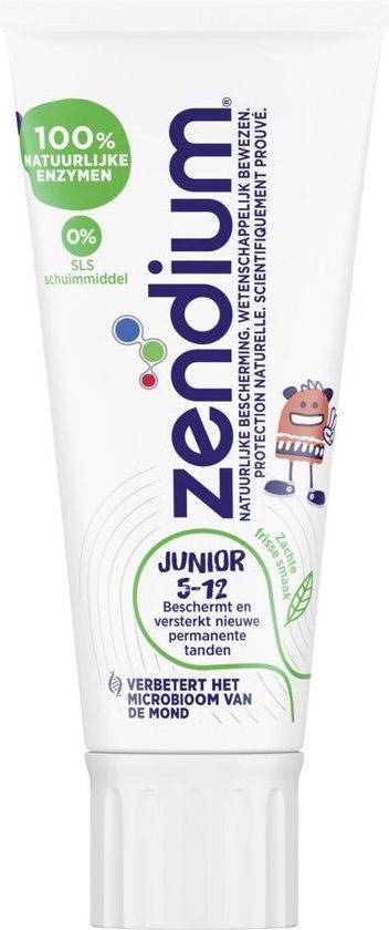 Zendium Tandpasta Junior 5-12 Jaar 50 ml @ Bol.com