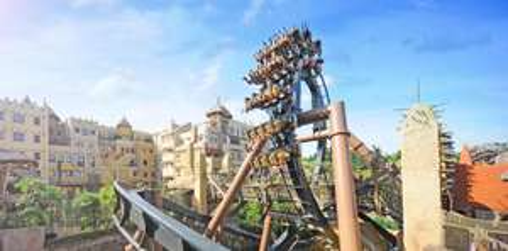 Phantasialand tickets + hotel vanaf €69 p.p. @ Travelcircus