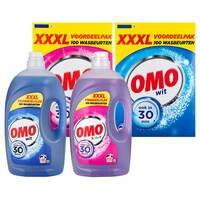 OMO grootverpakking 100 wasbeurten