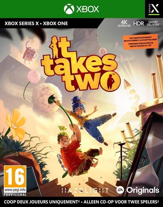 It Takes Two, Xbox One & Series S|X