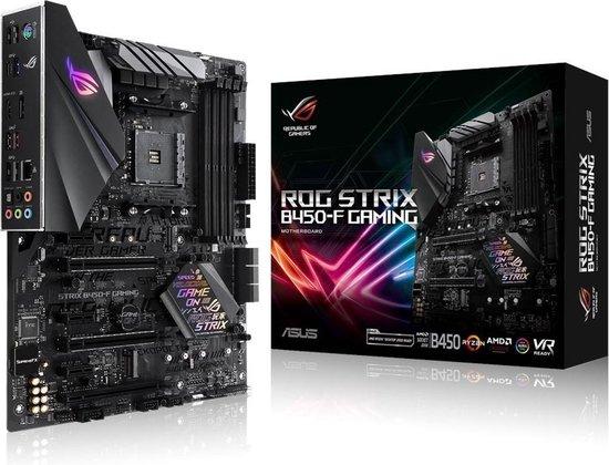 Asus ROG STRIX B450-F GAMING Socket AM4 AMD B450