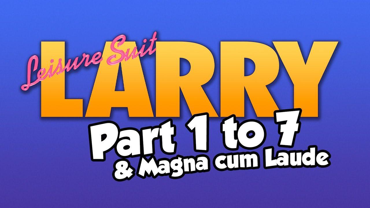 FANATICAL: Leisure Suite Larry 1 tm 7 + Magna Cum Laude