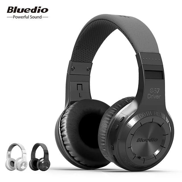 Bluedio HT Bluetooth 5.0 koptelefoon voor €25,40 incl. verzending @ Light In The Box