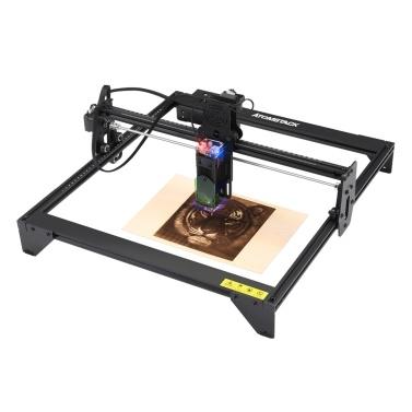 ATOMSTACK A5 20W lasergraveermachine voor €156,79 @ Tomtop