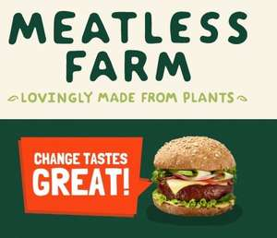 Sligro Meatless Farm Probeer nu met 35 procent korting