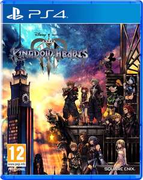 Kingdom Hearts III PS4 Amazon.nl