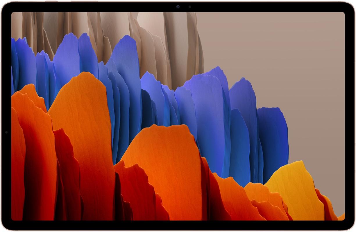 Samsung Galaxy Tab S7+ Wi-Fi 8GB/256GB Brons @ Amazon.nl