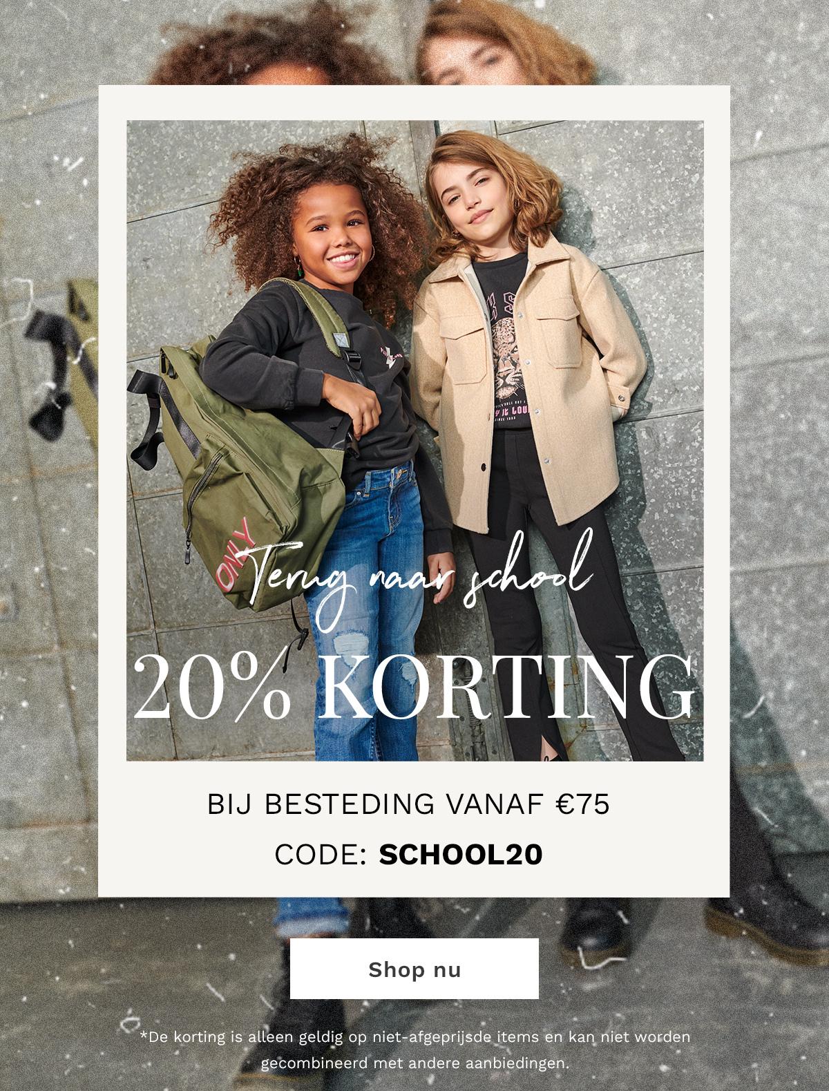 Kortingscode kids @ the founded (bestseller)