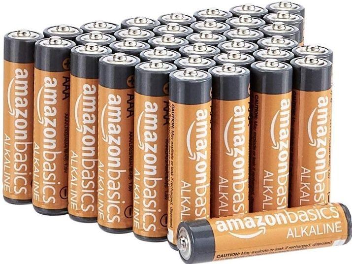 AAA Alkaline Batterijen (36 Stuks)