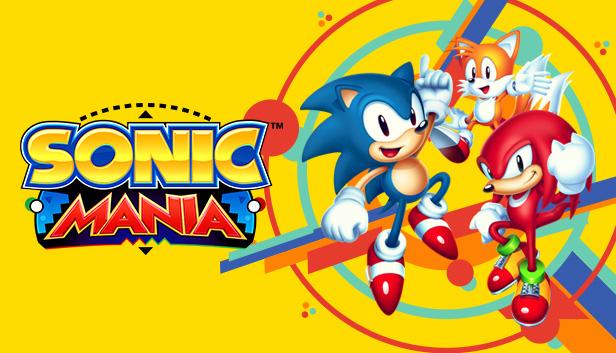[Steam/PC] Sonic Mania €1,99 @Steam