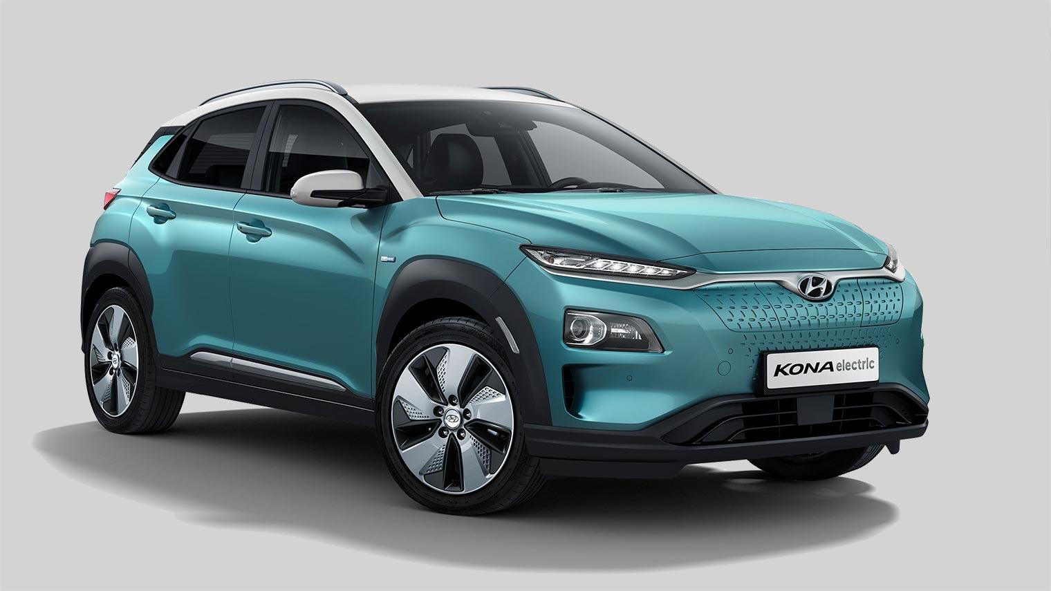 Hyundai KONA Electric 64 kWh + € 2.000,- subsidie @ANWB