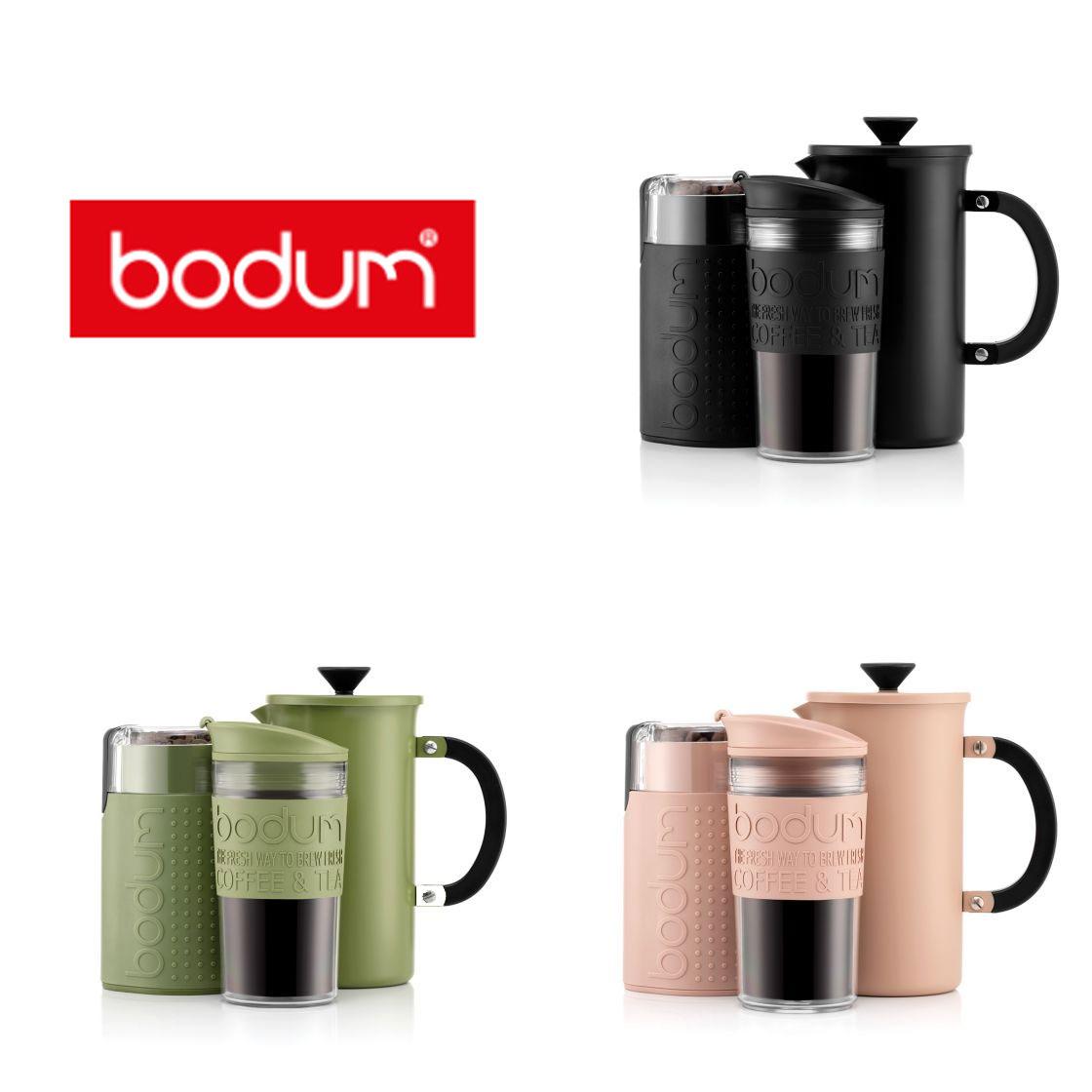 BODUM Tribute 3-delige set