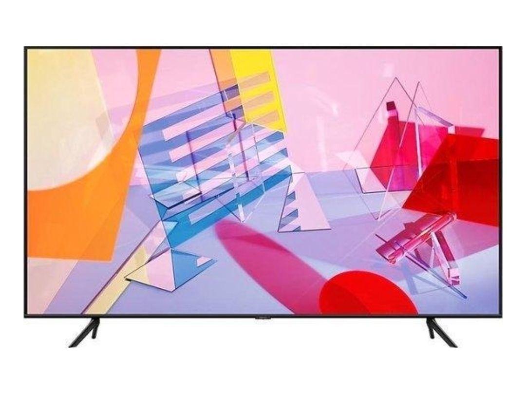 "Samsung 4K 50"" QLED Smart TV Q60T | Quantum HDR"