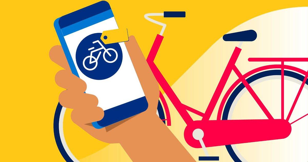 Tijdelijk 25% korting op fiets mee in de trein NS