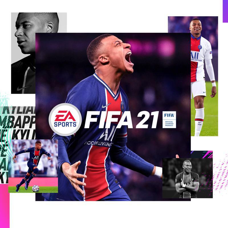 FIFA 21 Standard Edition PS4™ & PS5™ - Playstation India- No VPN Needed