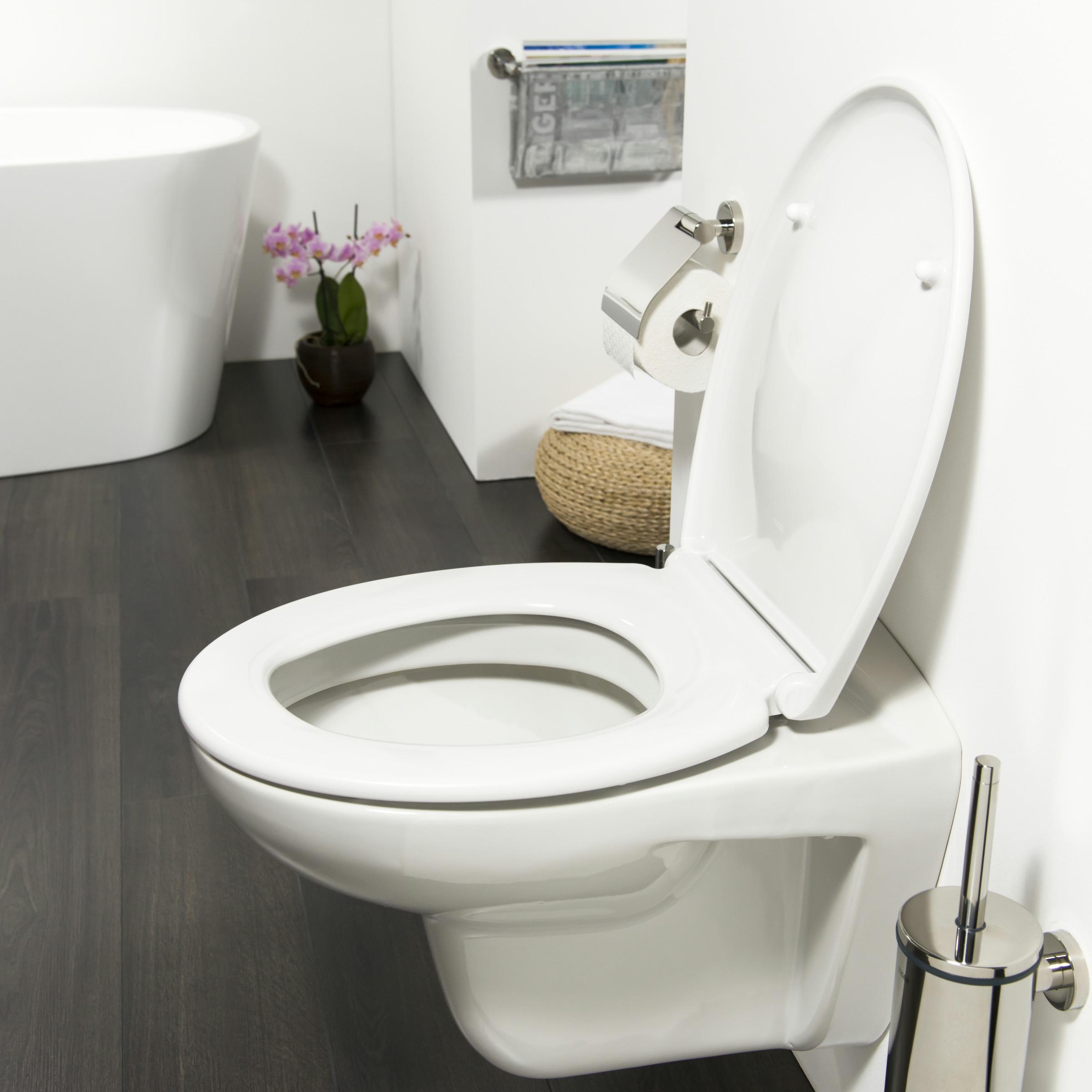 Tiger Ventura toiletbril softclose wit voor €16,18 + kortingsfout in update @ Karwei