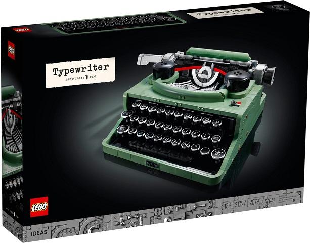 LEGO IdeasLEGO 21327 Typemachine (preorder)