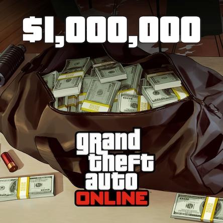 PS Plus: 1 miljoen GTA$ voor GTA Online gratis te claimen