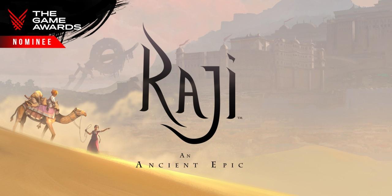 Raji: An Ancient Epic - Nintendo Switch