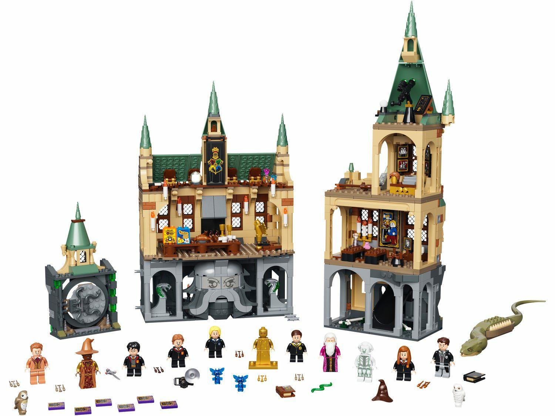 Lego Harry Potter chamber of secrets (76389)