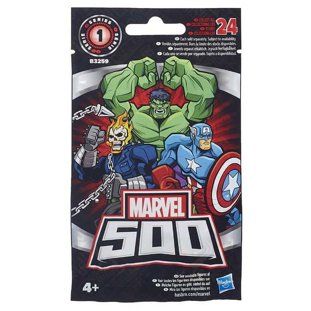 Avengers Marvel 500 Figuren 2 blindbags voor €1 bij Blokker Winkel