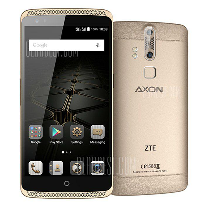 ZTE Axon Elite voor 224. Snapdragon 810 en verzending uit EU.