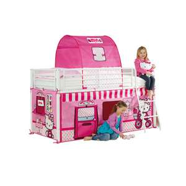 Hello Kitty Bedtent voor €17,50 @ Leen Bakker