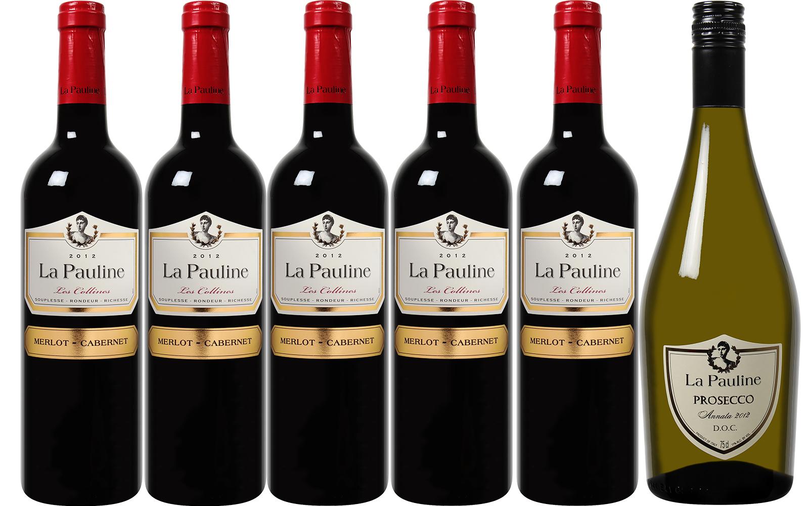 Nieuwe wijn voor €9,95 per 6 flessen  (incl. verzending) door €25 kortingscode @ Wijnbeurs